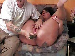 Mature german anal porn
